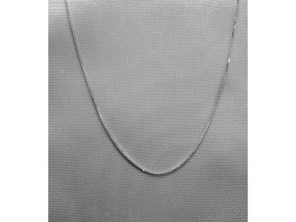 Zlatý řetízek AU 585/1000 2,45 g