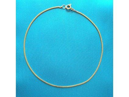 Zlatý náramek AU 585/1000 1,48 g