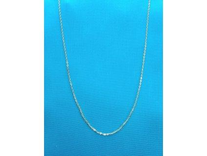 Zlatý řetízek AU 585/1000 1,00 g