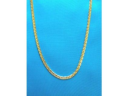 Zlatý řetízek AU 585/1000 11,51 g