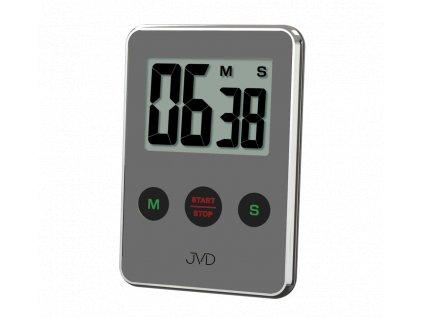 Digitální minutka JVD šedá