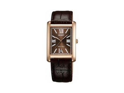 kožený řemínek UDEVLRC pro hodinky Orient