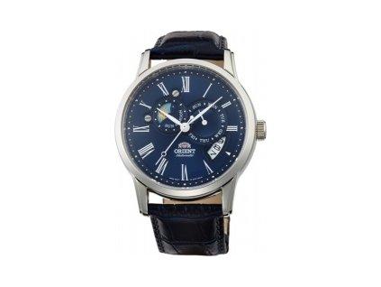kožený řemínek UDEYDSD pro hodinky Orient