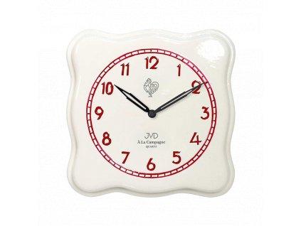Nástěnné hodiny JVD quartz TS2615.3