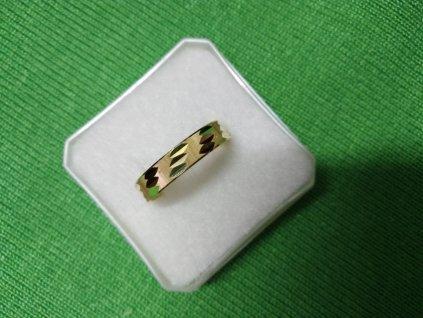 Snubní prsten 585/1000   2,30 g