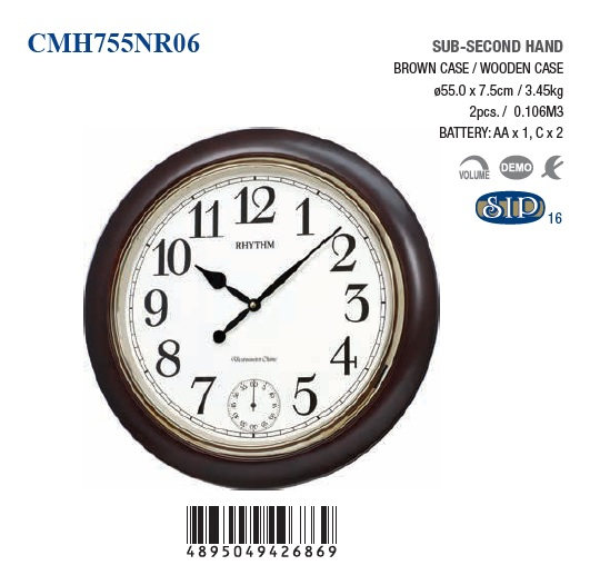 CMH755NR06-x