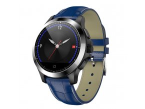 VeryFit W8 blue kožený 2