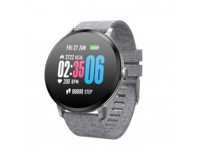 Hot selling Smartwatch Round Heart Rate Monitor