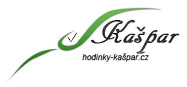 Hodinky Kašpar