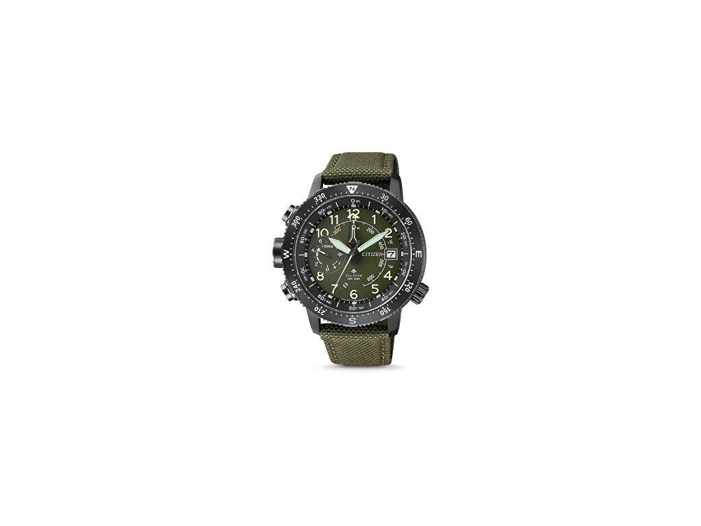 Citizen Promaster Altichron Eco-Drive BN4045-12X - Hodinky Kašpar 11cec16f341