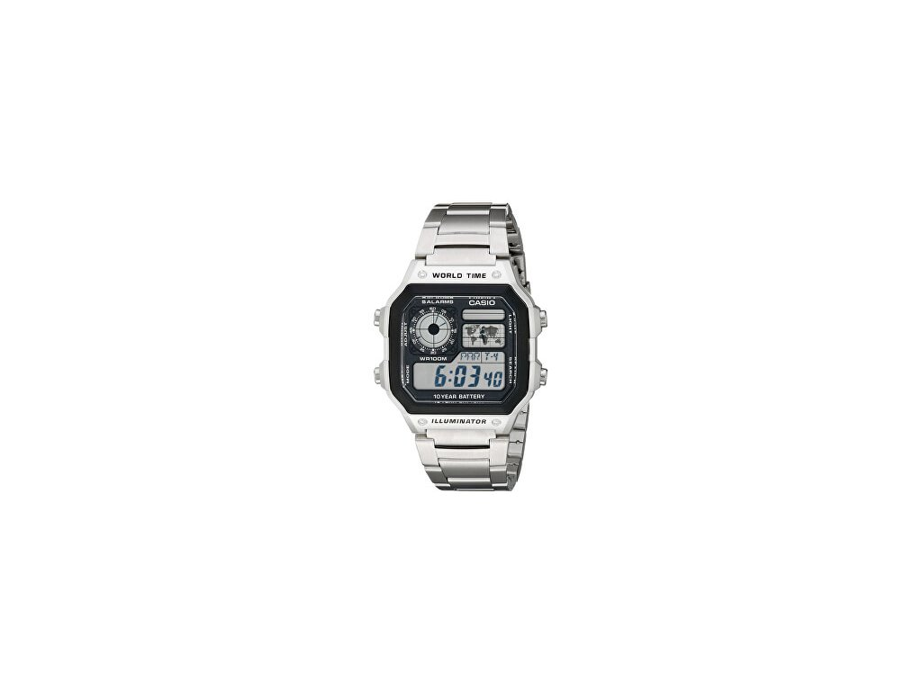 Casio Collection AE-1200WHD-1A - Hodinky Kašpar a16ec58d3ad