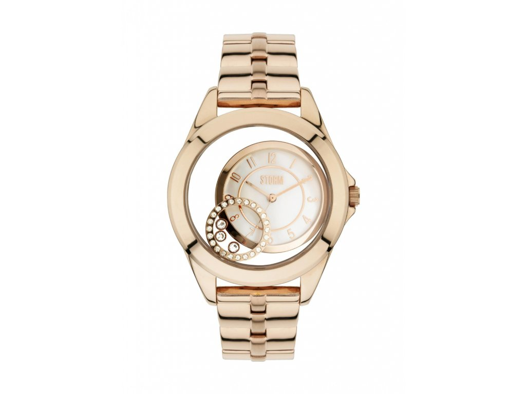 crystaco rose gold