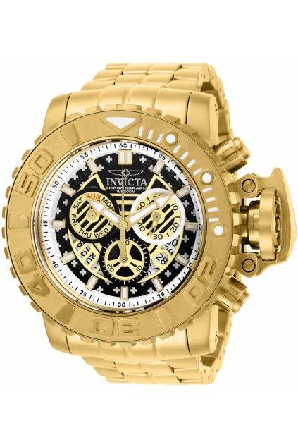 Pánské hodinky Invicta Sea Hunter 22132  + Kufr Invicta vhodnotě 1000Kč ZDARMA