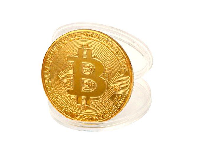 zlata mince bitcoin