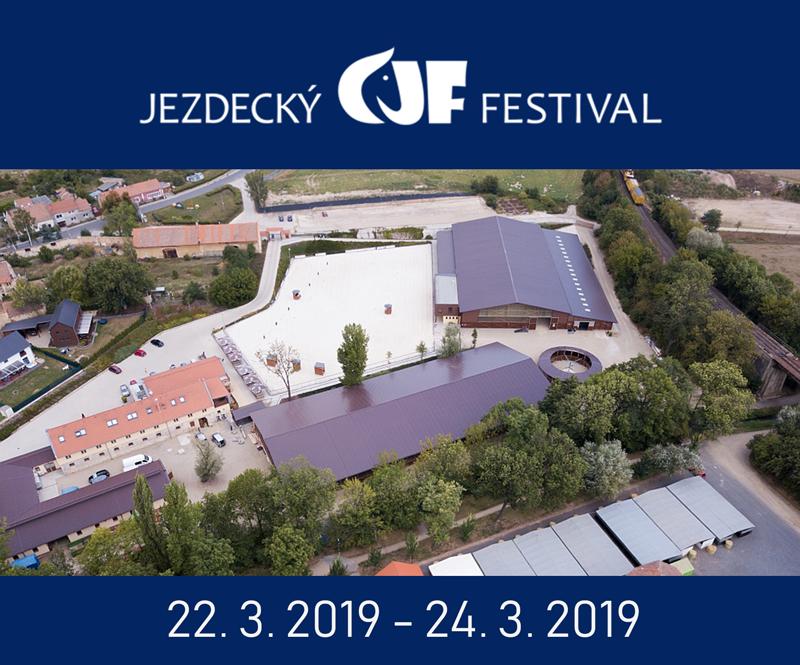 Březen 2019 - JEZDECKÝ FESTIVAL, Královice u Slaného