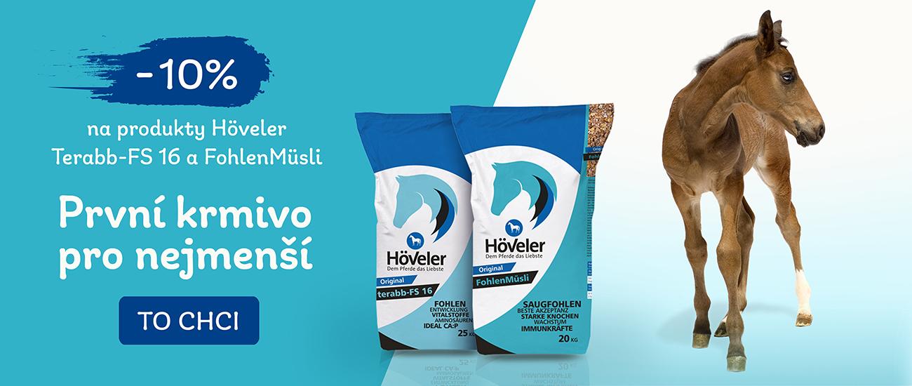 Hoeveler Terabb-FS16 a Fohlen -10 %