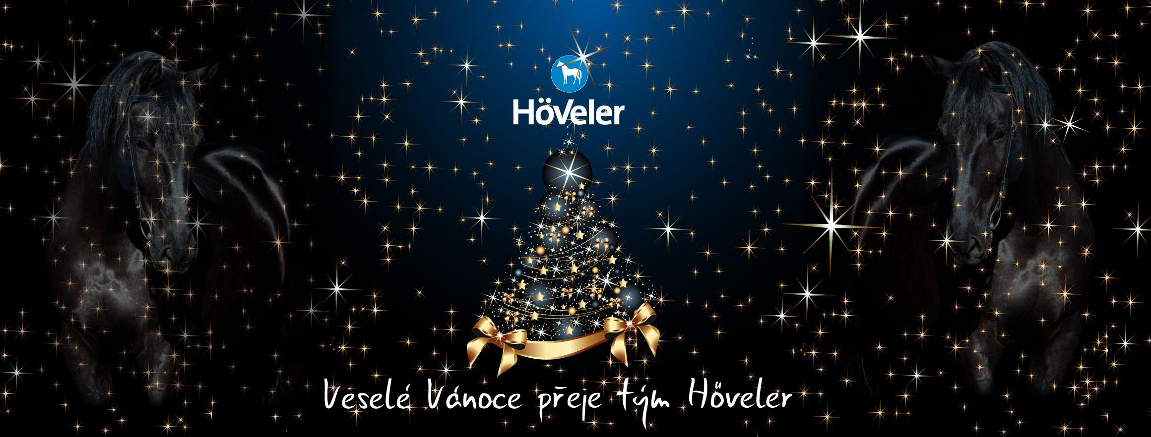 Veselé Vánoce přeje Höveler