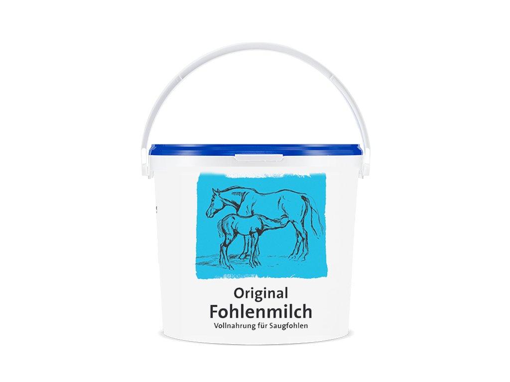 Fohlen milch 5 kg  náhradní mléko pro hříbě