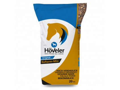 hoeveler reform mix a