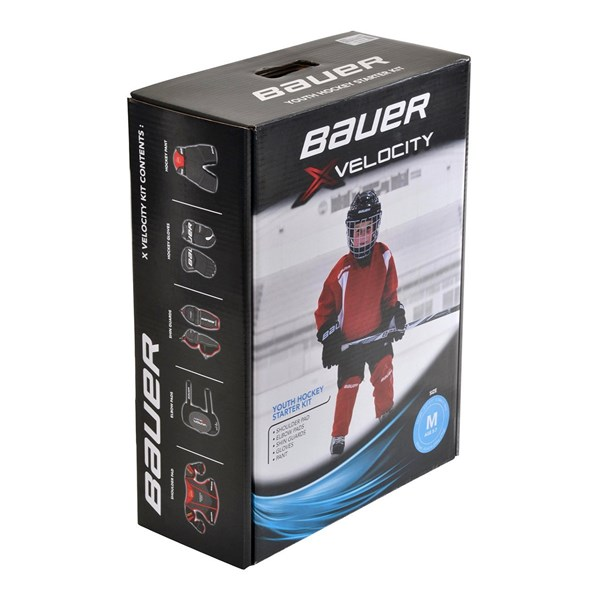 Značkové hokejové chrániče poskytnou bezpečí a volnost pohybu v jednom
