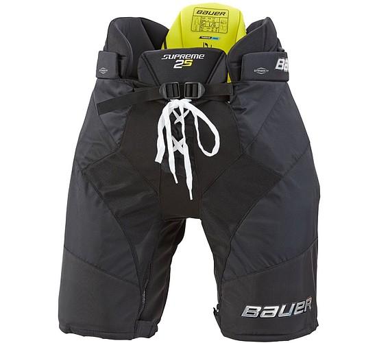 Dobře padnoucí hokejové kalhoty k pohybu na ledě
