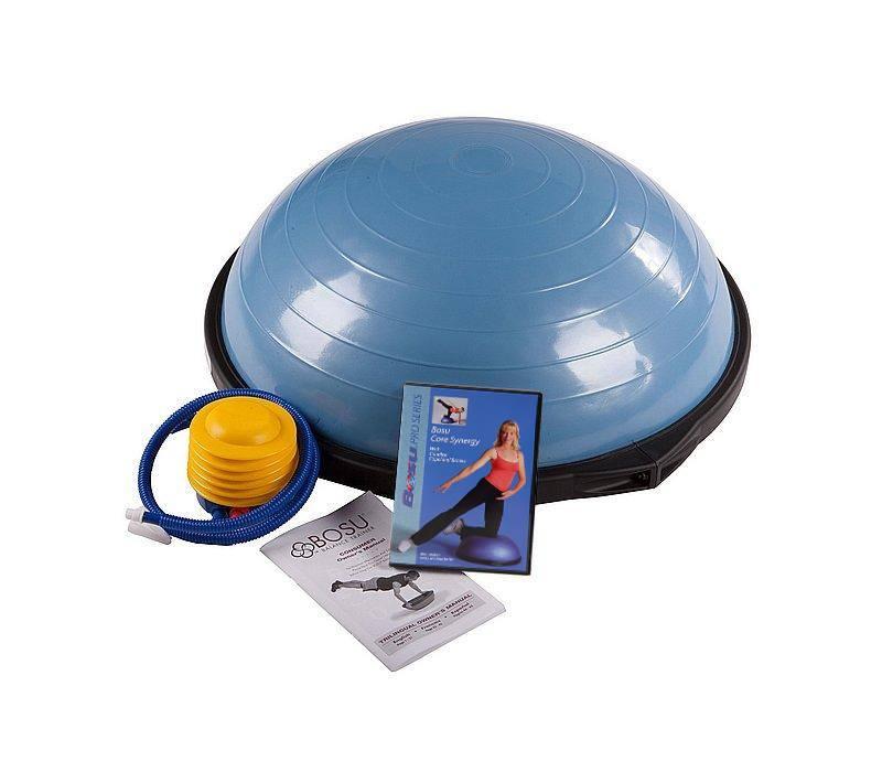 Posilovací tréninkové pomůcky k procvičení vnitřních svalů – TRX, Flowin a Bosu