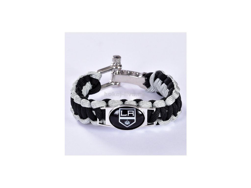 NHL náramek Los Angeles Kings