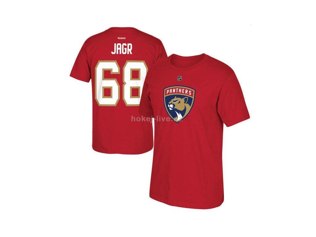 Tričko NHL Jaromír Jágr Florida Panthers
