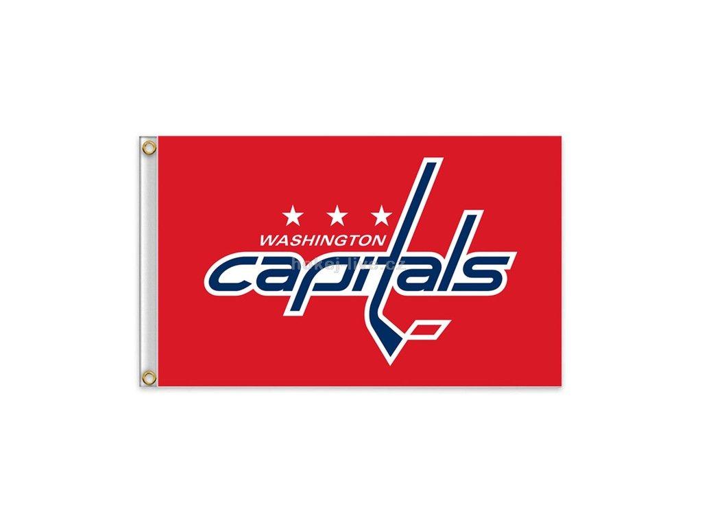 NHL vlajka  Washington Capitals