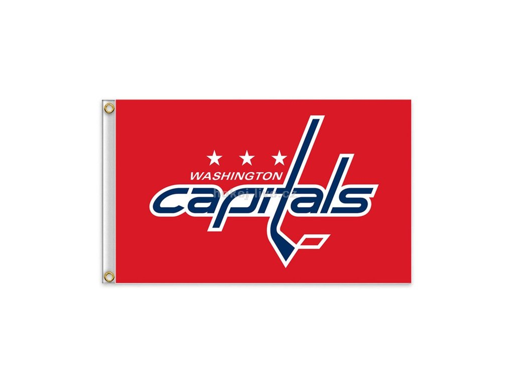 NHL vlajka  Washington Capitals