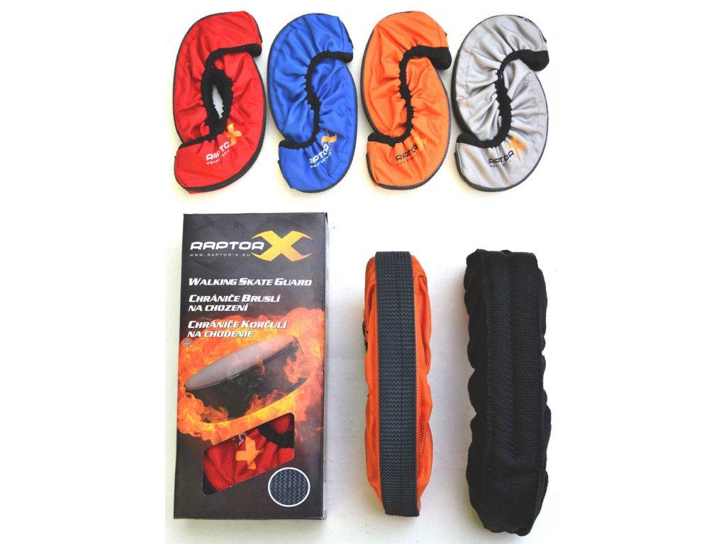 Chránič Bruslí Raptor-X
