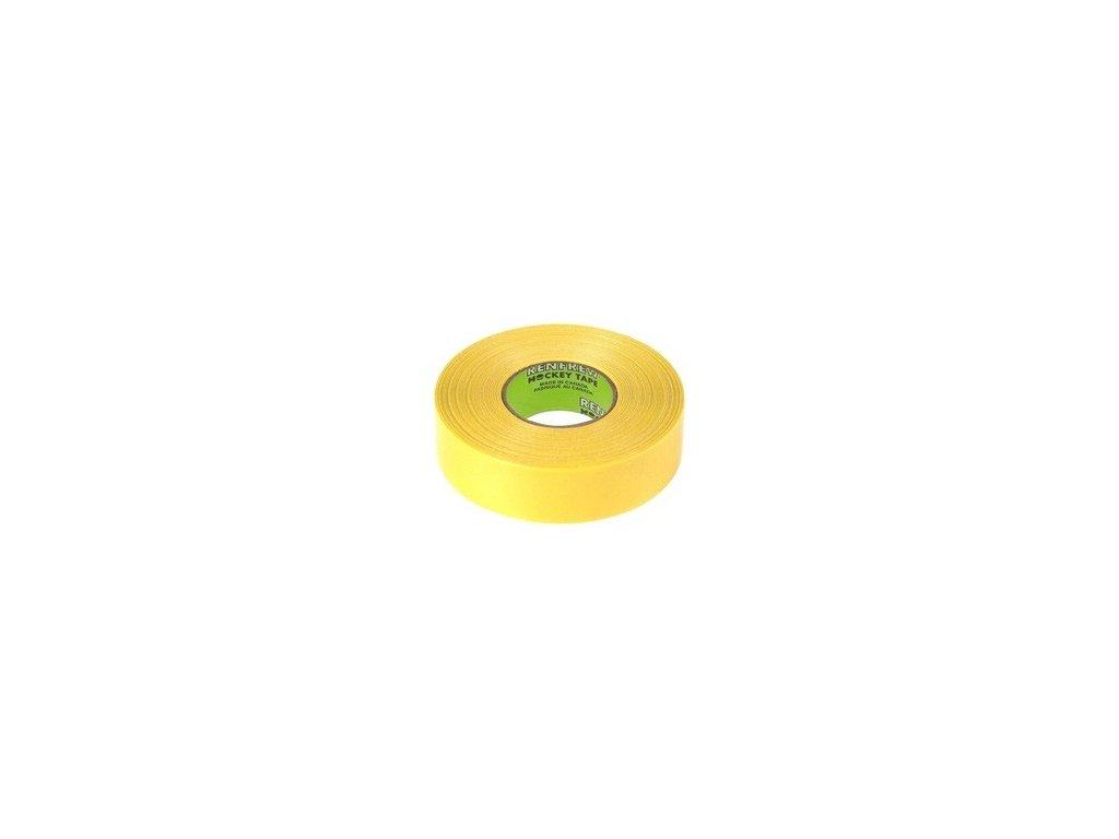 žlutá páska