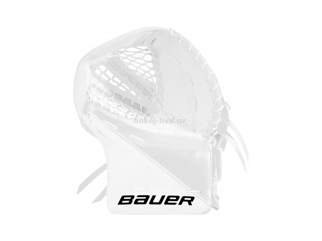 Lapačka BAUER S18 S27 CATCH GLOVE SR