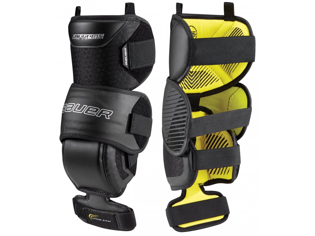 Chránič kolen G.BAUER S18 SUPREME KNEE GUARD JR