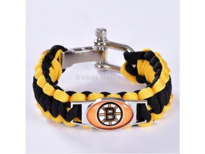 NHL náramek Boston Bruins