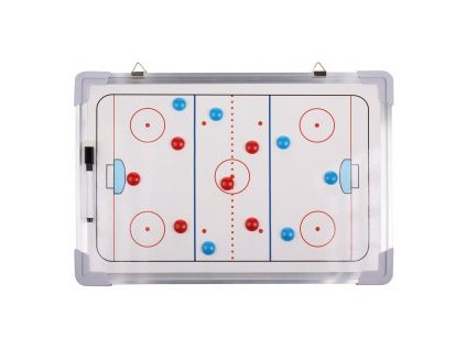 Trenérská tabule magnetická Hokej
