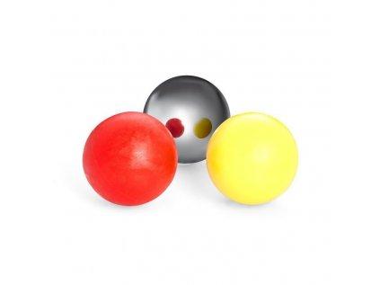 ccm stickhandling 3 ball set muscle 1