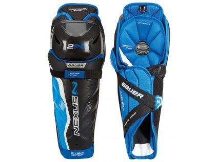 Holeně BAUER S18 NEXUS 2N SHIN GUARD - SR