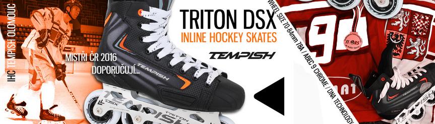 In-line brusle Tempish Triton DSX