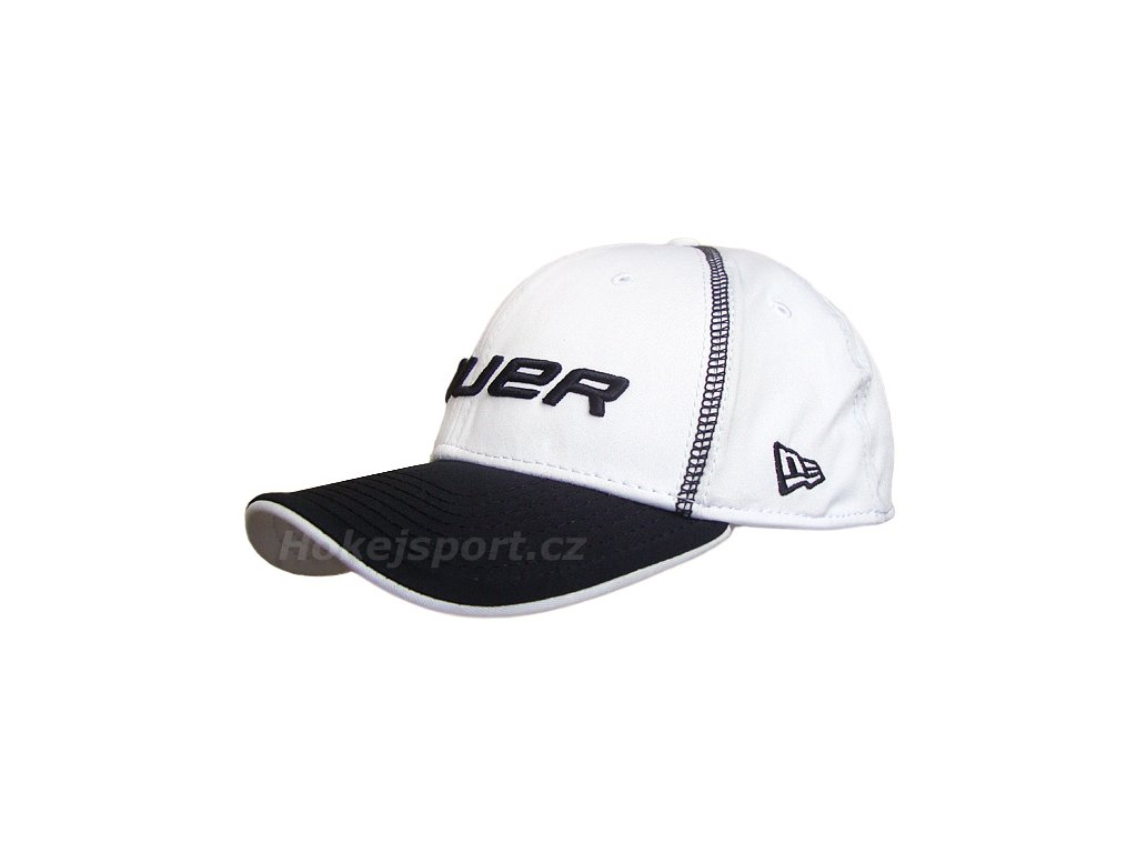 Kšiltovka Bauer New Era 39Thirty® Pre-Game Cap White 598bbd54bb