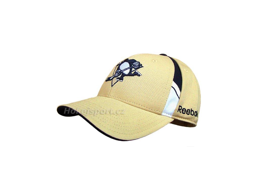 Kšiltovka Reebok NHL Structured Adj. Pittsburgh Penguins 4b3ab24159