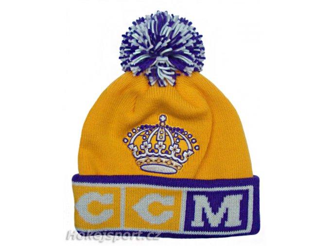 Kulich CCM Vintage NHL Los Angeles Kings