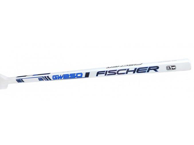 fischer goalie stick gw250 1 2ks