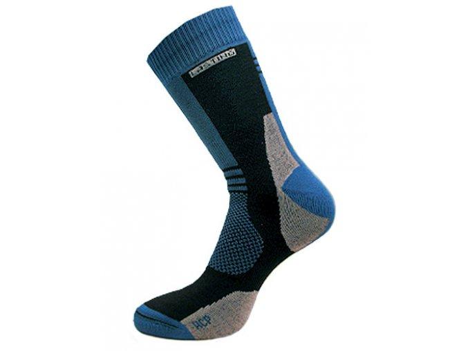 Ponožky Lasting HCP Ice Hockey Blue