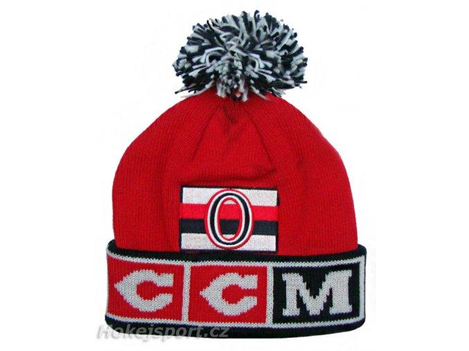 Kulich CCM Vintage NHL Ottawa Senators
