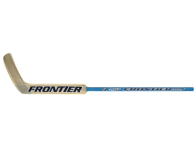 Brankářská hůl Frontier 3500 G Blue Junior