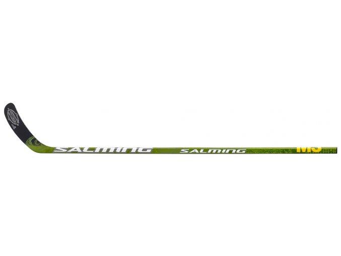 Kompozitová hůl Salming M3 GREEN GRIP Senior