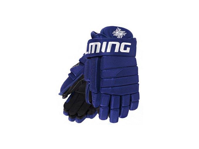 Rukavice Salming M11 PRO Senior Blue