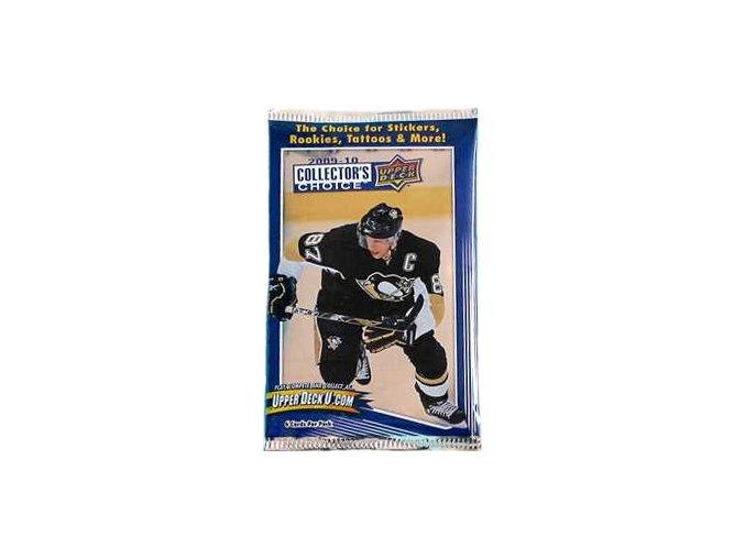 Hokejové kartičky NHL Upper Deck Collector´s Choice 2009/10