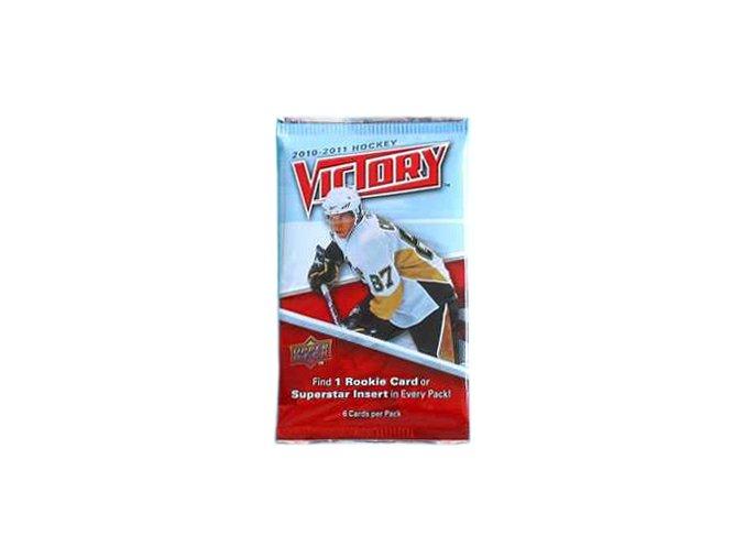 karticky nhl victory 10 11